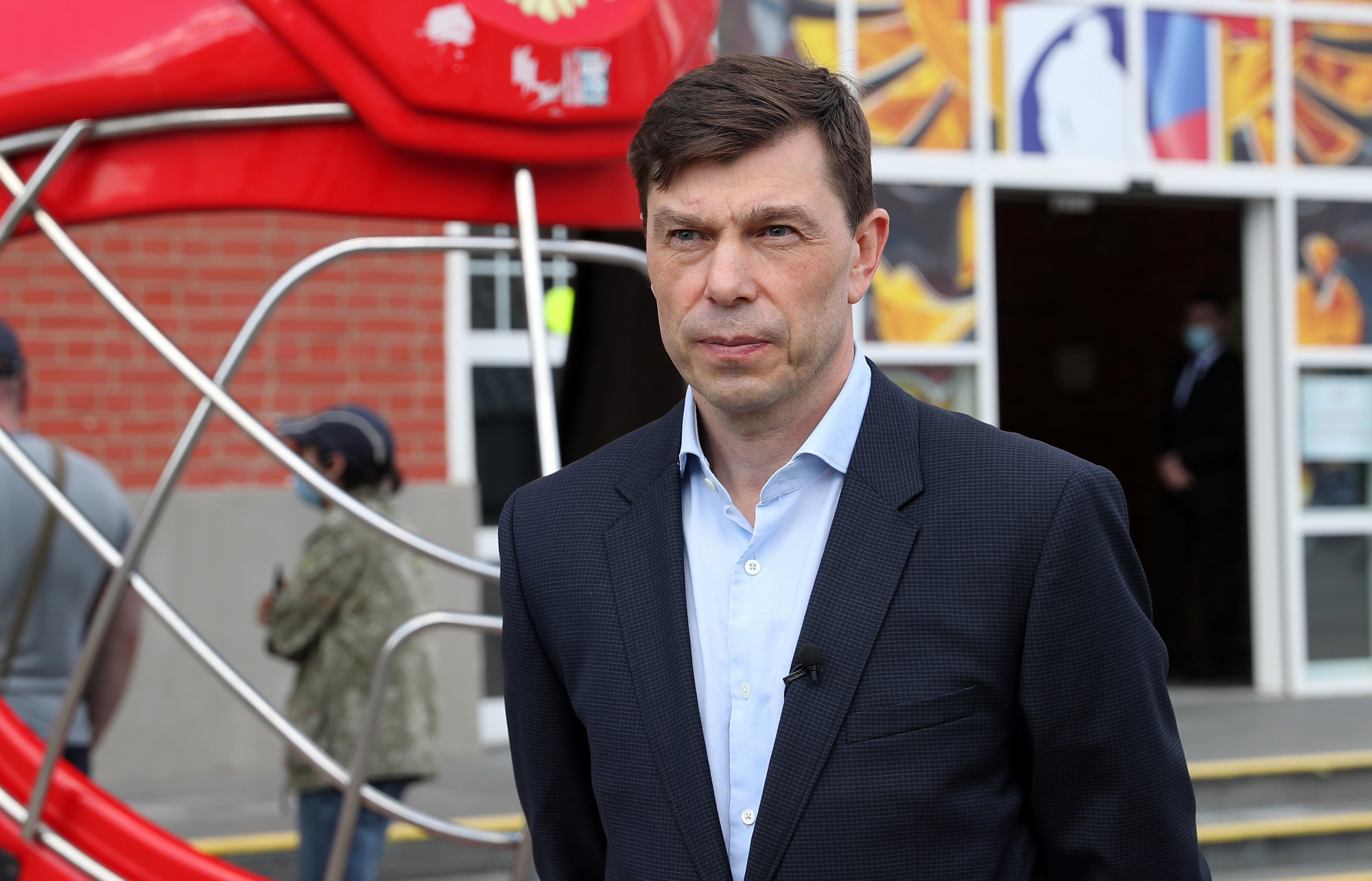 Алексей Кудашов: «О'Делл — хороший нападающий, способный усилить любую тройку атаки»
