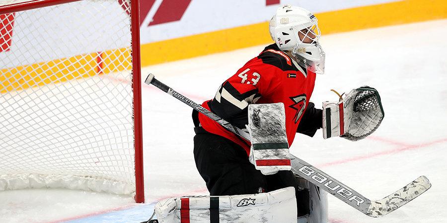 Гарипов стал лучшим игроком пятницы в КХЛ
