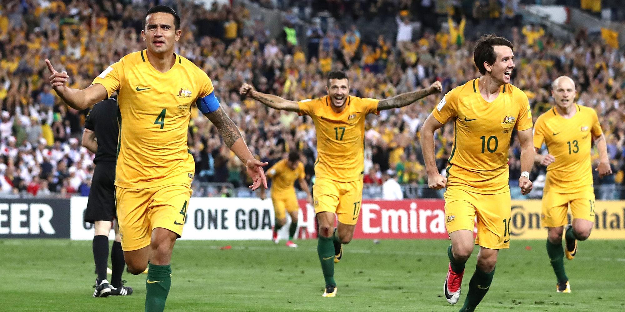 Сборная Австралии одолела сирийцев ивышла враунд плей-офф отбораЧМ