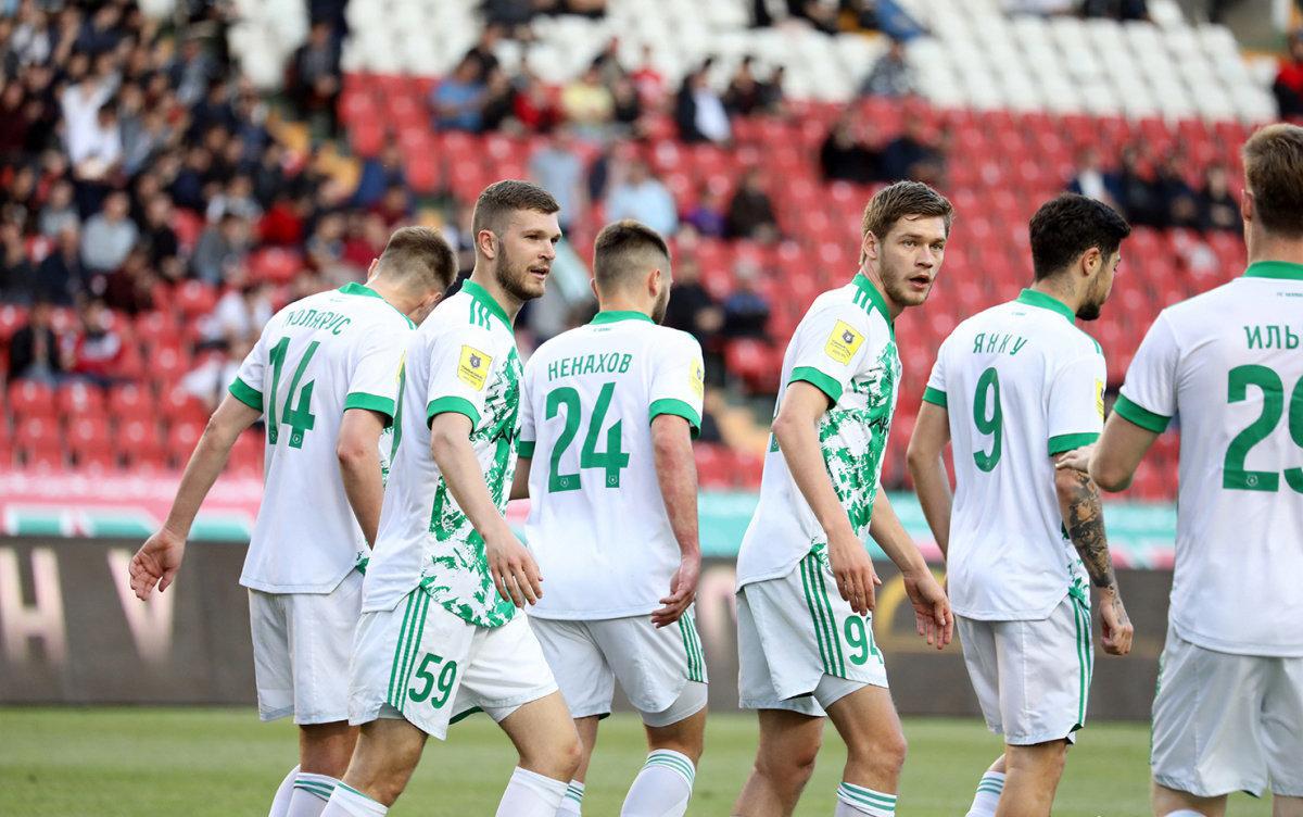 «Ахмат» и венгерский «Халадаш» не забили друг другу в товарищеском матче