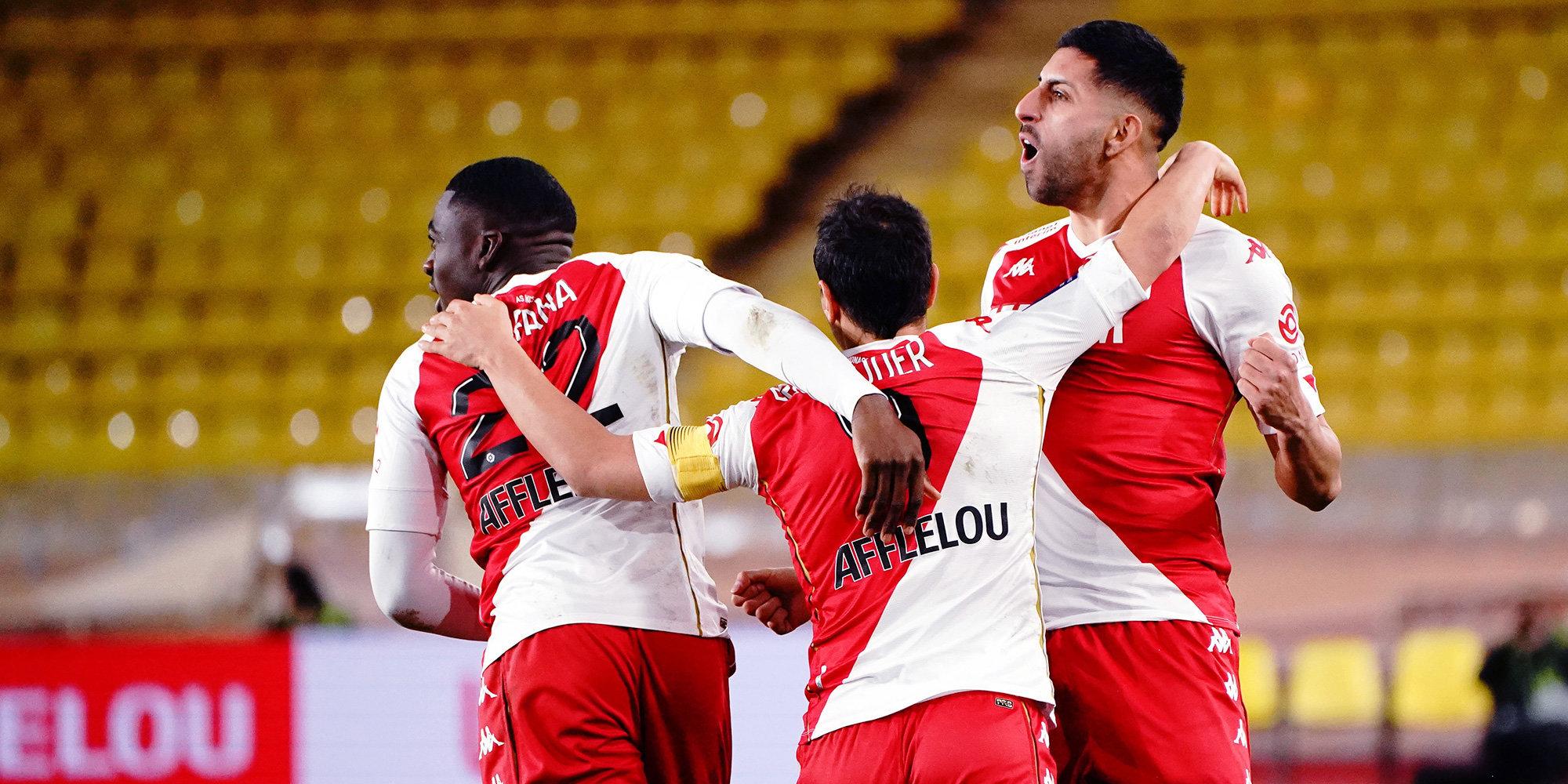«Монако» без Головина ушел от поражения в матче с «Лорьяном»