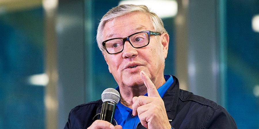 Орлов допустил, что «Спартак» составит конкуренцию «Зениту» в РПЛ