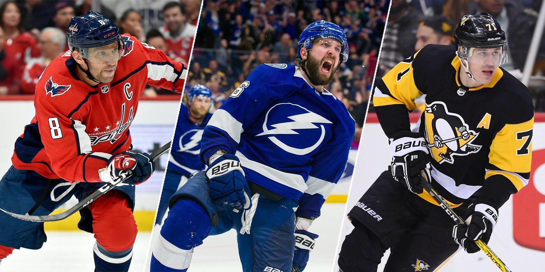 НХЛ вернулась. Что приготовил нам предварительный раунд?