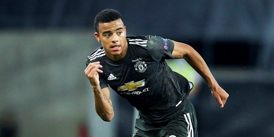 19-летний Гринвуд признан лучшим игроком «Манчестер Юнайтед» в августе