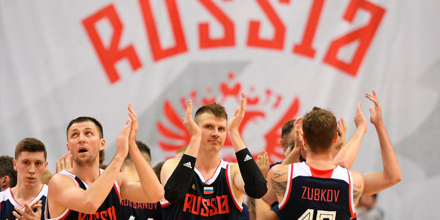 Сборная России обыграла Сенегал с разницей в 17 очков на международном турнире