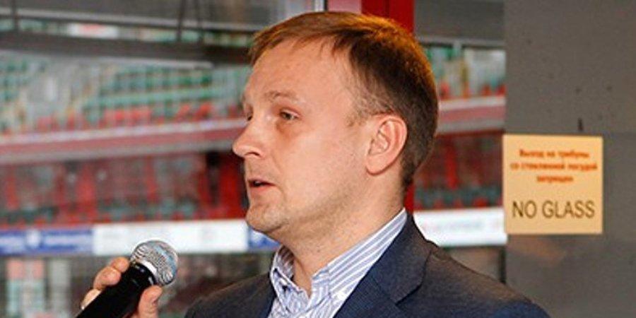 Кузьмичев стал куратором системы подготовки молодых футболистов в «Спартаке»