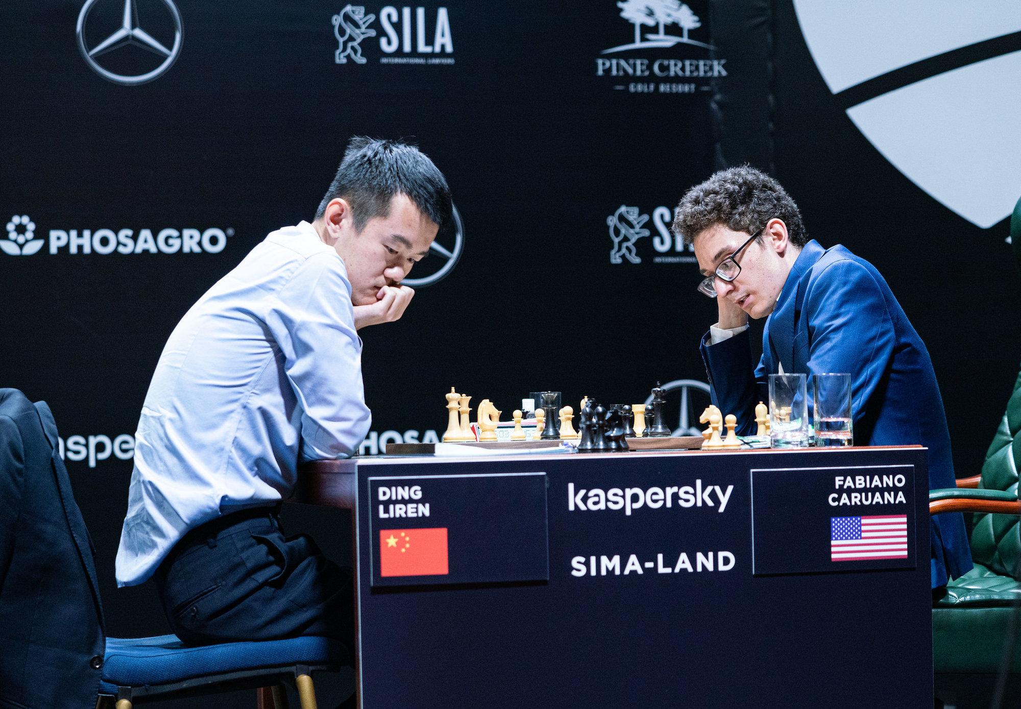Глава Федерации шахмат России: «Речь о переносе турнира претендентов из Екатеринбурга не идет»