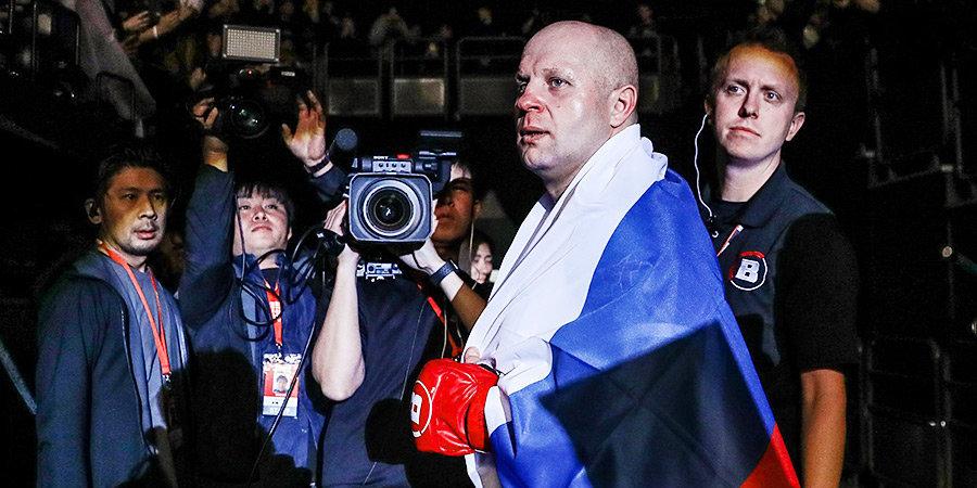 Емельяненко стал 4-м в рейтинге величайших бойцов ММА от CBS, Нурмагомедов — 6-й