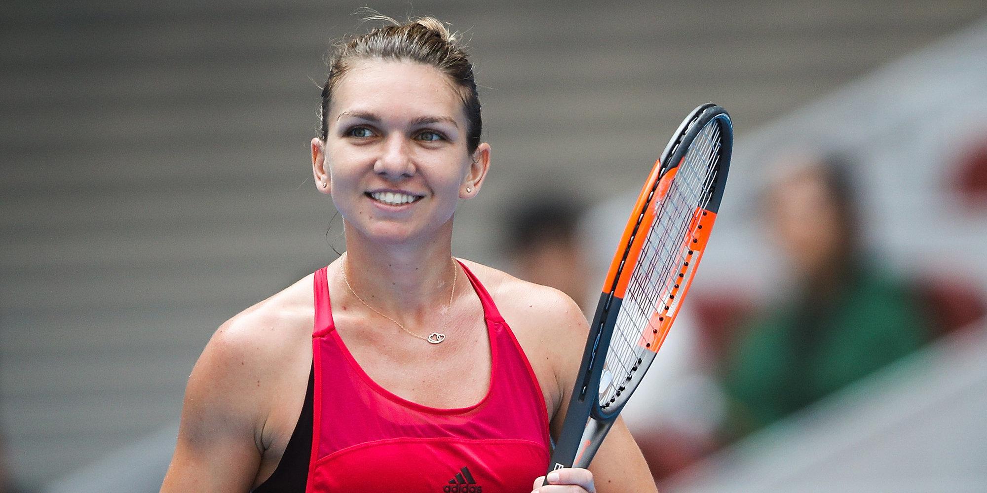 Халеп завершит 2017 год на1 месте врейтинге WTA