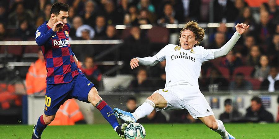 «Реал» или «Барса»? Представляем финиш сезона в Примере