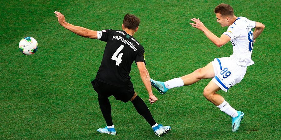 Поражение «Краснодара» от «Динамо» вывело «Локомотив» в групповой этап Лиги чемпионов