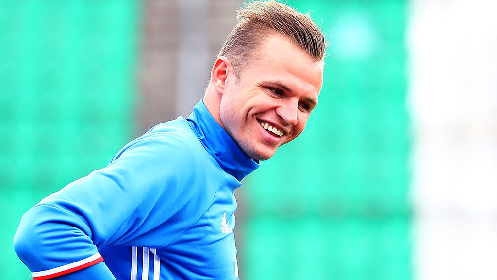 «Кубок конфедераций? Приложим все силы для победы втурнире»— Дмитрий Тарасов