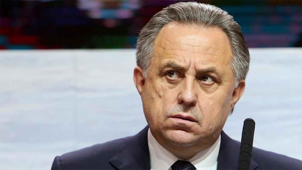 Мутко: Российская Федерация неотвечала задопинг-пробы вСочи