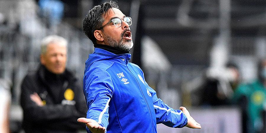 «Шальке» расстался с главным тренером