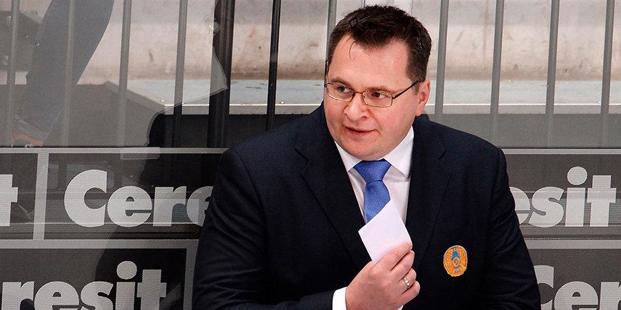 Андрей Назаров: «КХЛ ничуть не хуже Евротура. Иначе у нас не забирали бы так много игроков в Северную Америку»