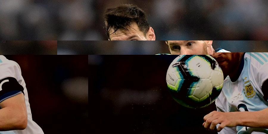 Сборная Аргентины обыграла Бразилию и в 15-й раз завоевала Кубок Америки