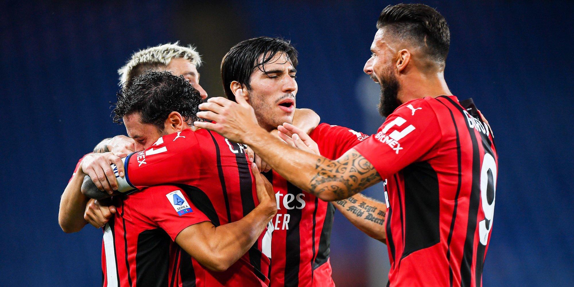 «Милан» повторил лучший старт в Серии А с чемпионского сезона-2003/04
