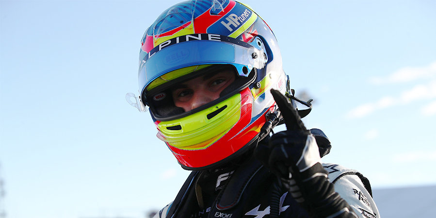 Пиастри выиграл третью гонку «Формулы-2» Гран-при России, Шварцман — 4-й
