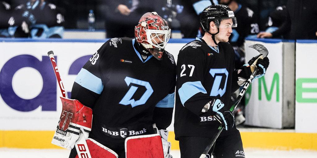Фурх, Гудачек и Антипин — лучшие игроки недели в КХЛ
