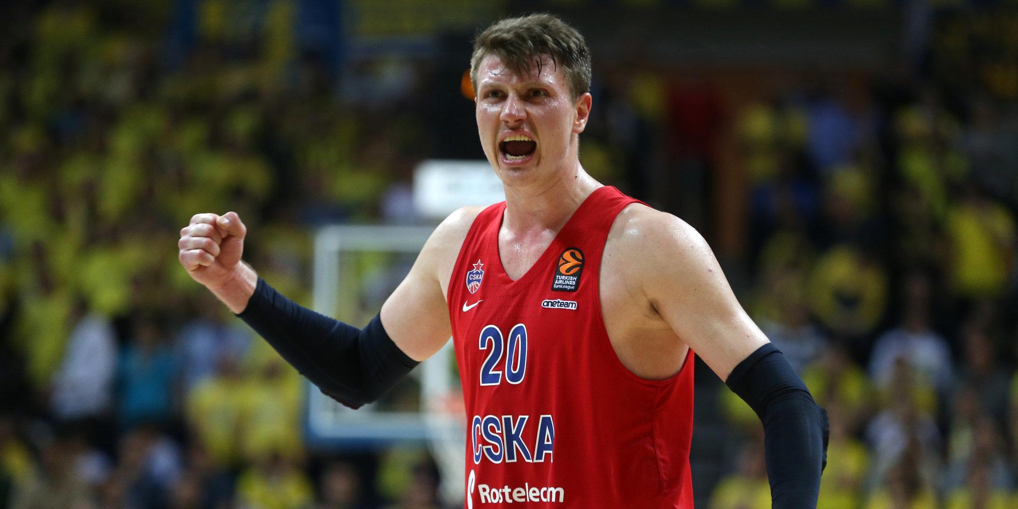 Андрей Воронцевич: «Станем ли чемпионами после третьего матча? Трудно прогнозировать — «Химки» никогда не сдаются»