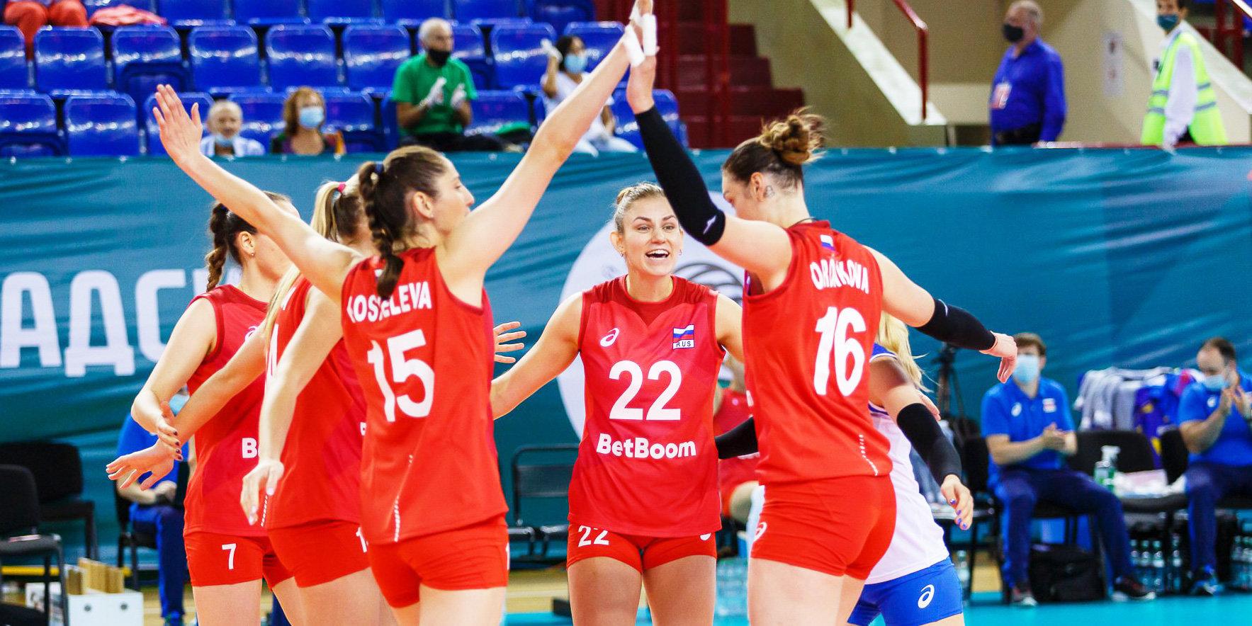 Калининградский «Локомотив» переиграл «Енисей», «Тулица» победила «Спарту» в женской Суперлиге