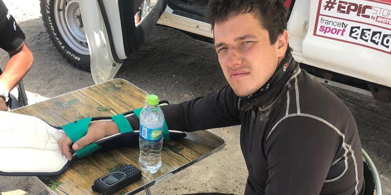 Сергей Карякин: «Дакар»-2019 покорится далеко не всем»