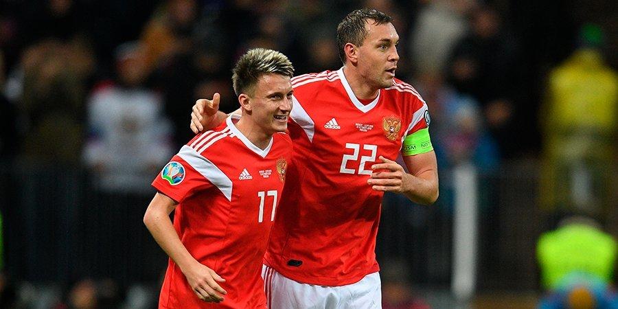 Игорь Шалимов: «У меня есть ощущение, что сборная России может и ничью зацепить в матче с бельгийцами»