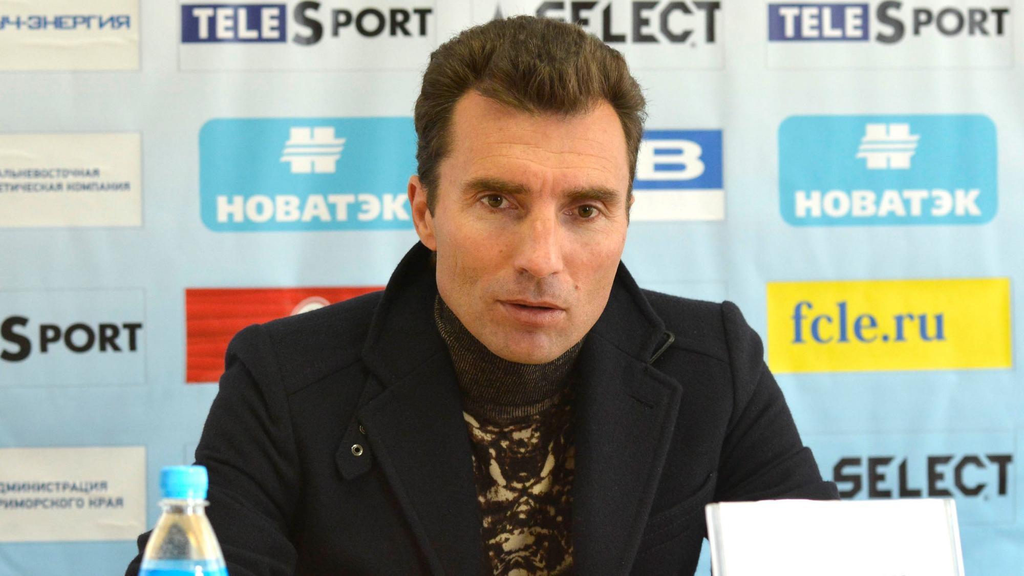 Экс-тренер «Анжи» будет работать вХабаровске