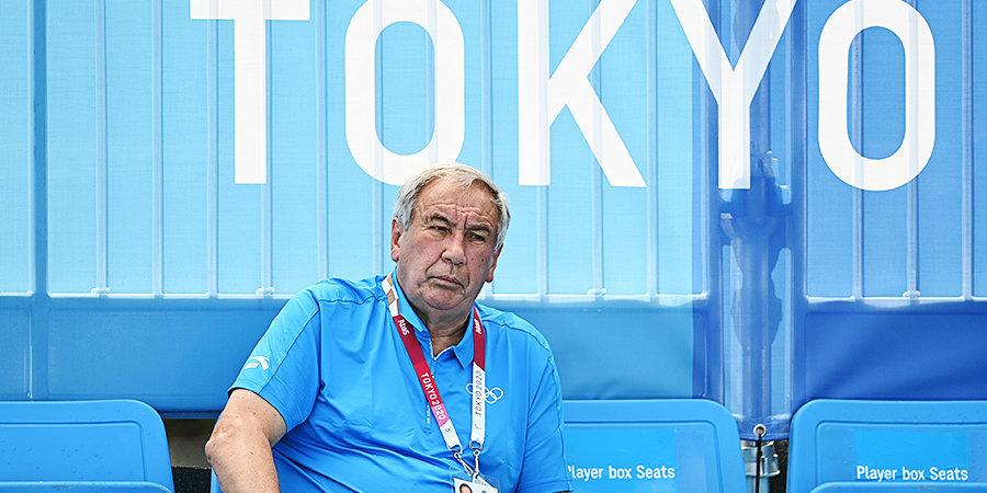 Шамиль Тарпищев — о «ВТБ Кубке Кремля»: «30 процентов смогут посетить соревнования, а желающих очень много»