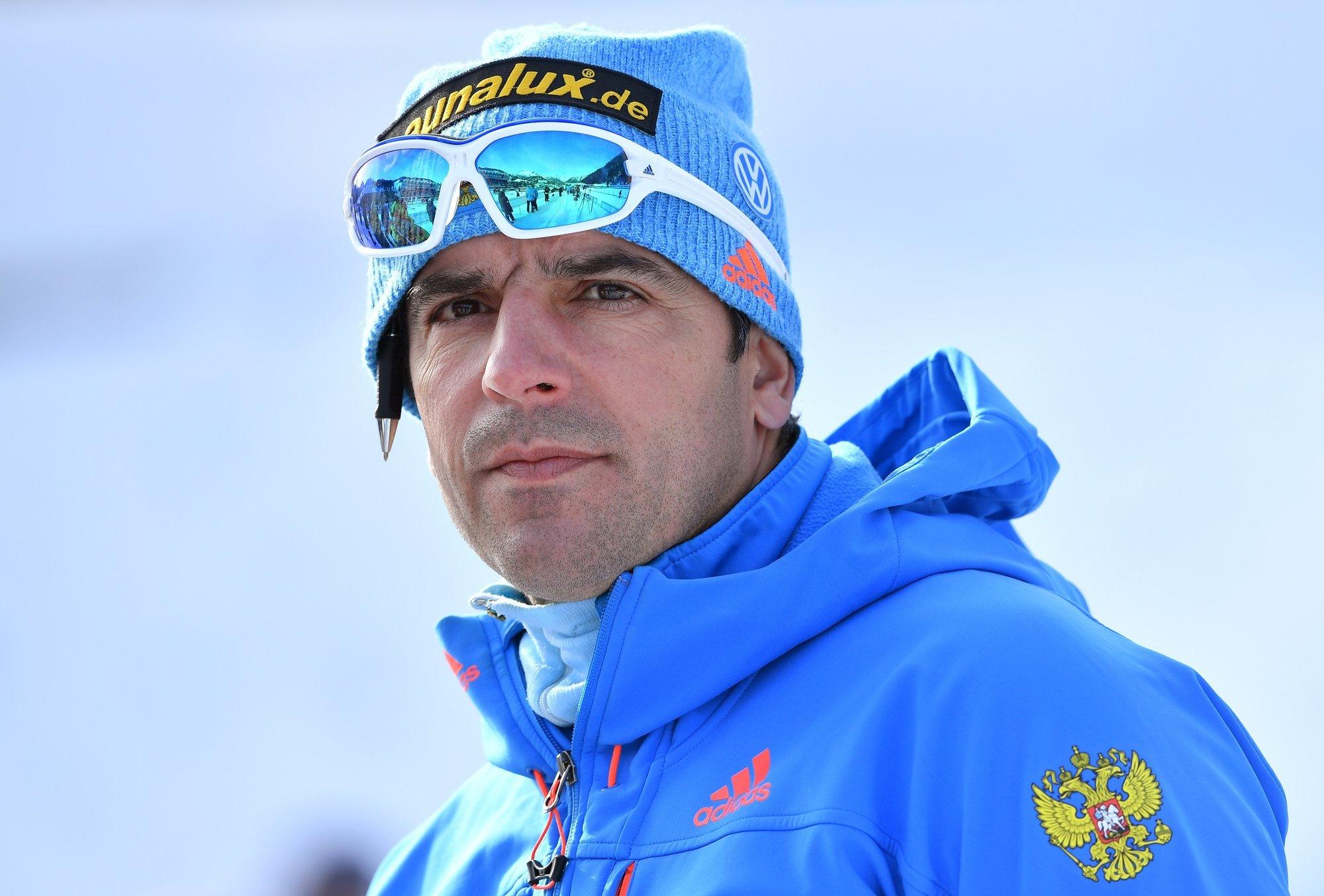 Экс-тренер сборной Российской Федерации Гросс возглавил команду Австрии побиатлону