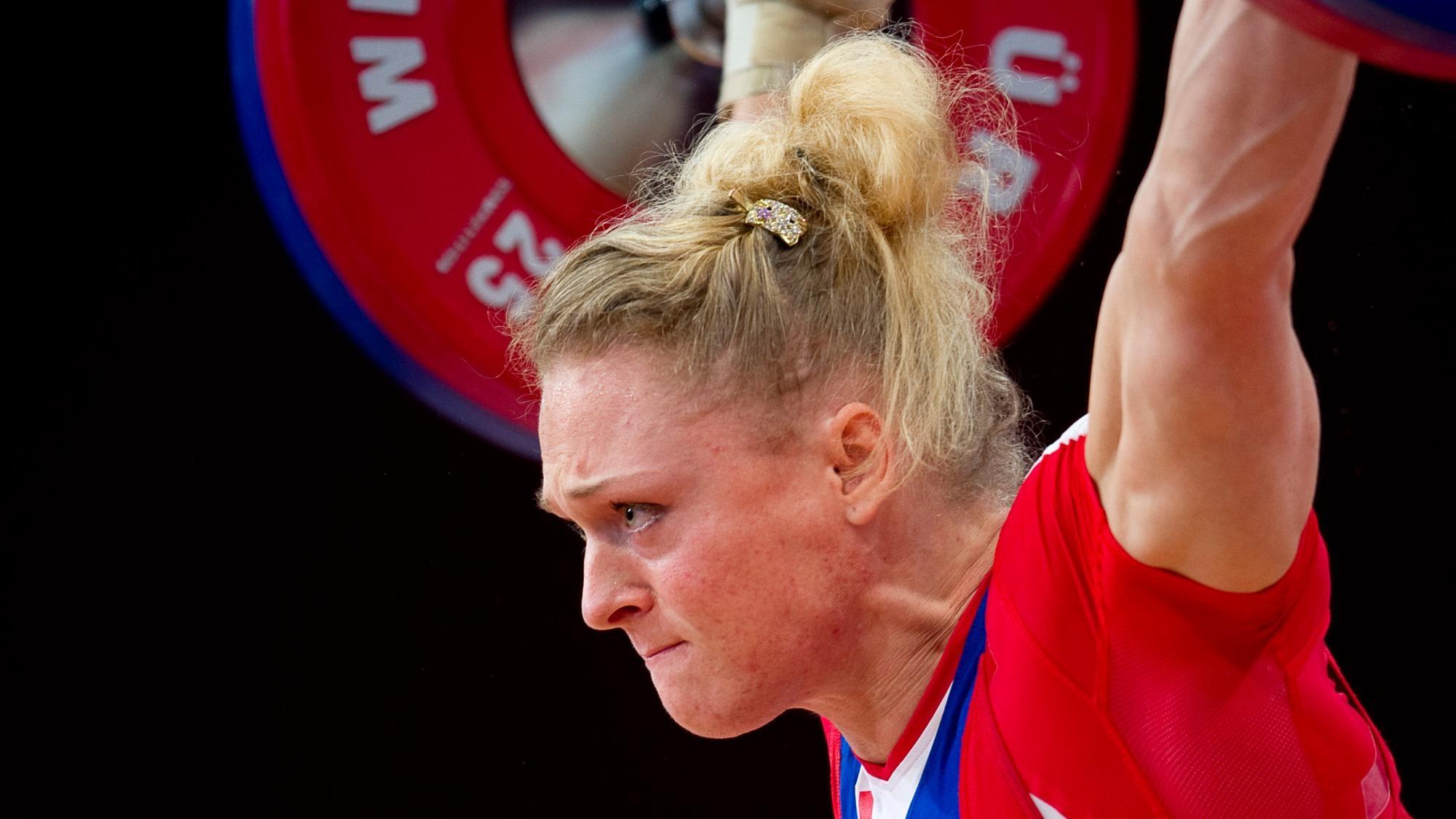 Русская тяжелоатлетка получит первое дляРФ дамское олимпийское «золото»