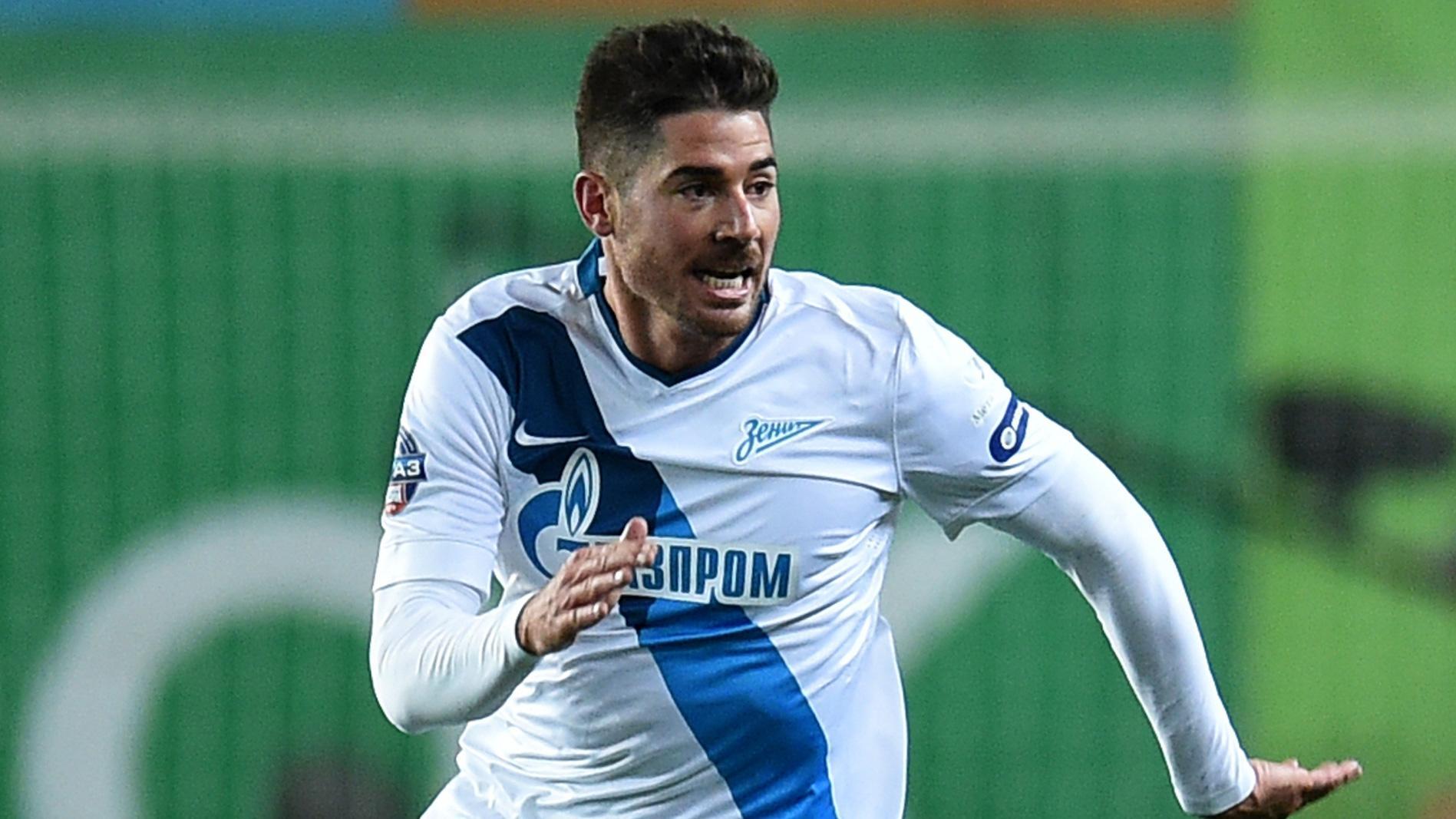 Хави Гарсия из«Зенита» может продолжить карьеру в«Бордо»