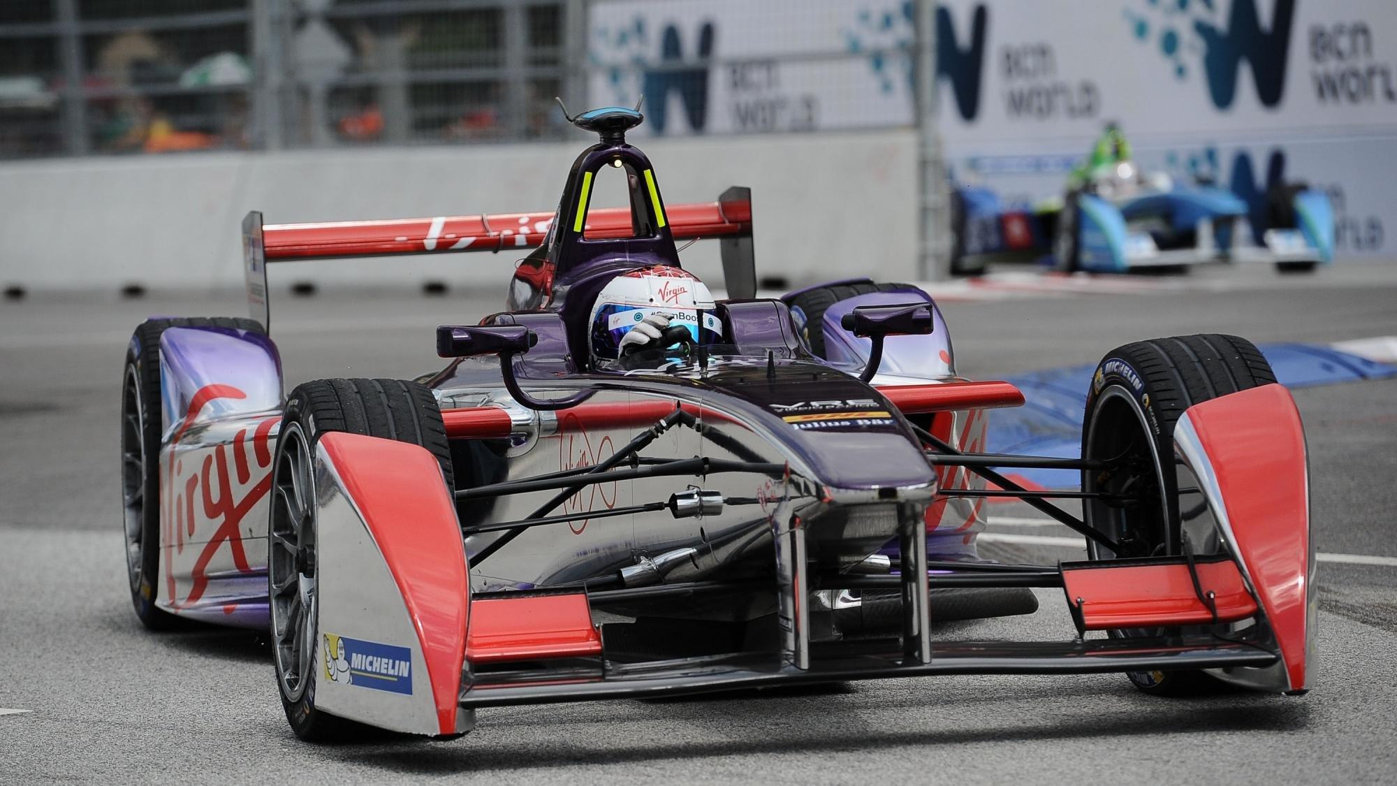 Этап «Формулы-E» может пройти на улицах Санкт-Петербурга