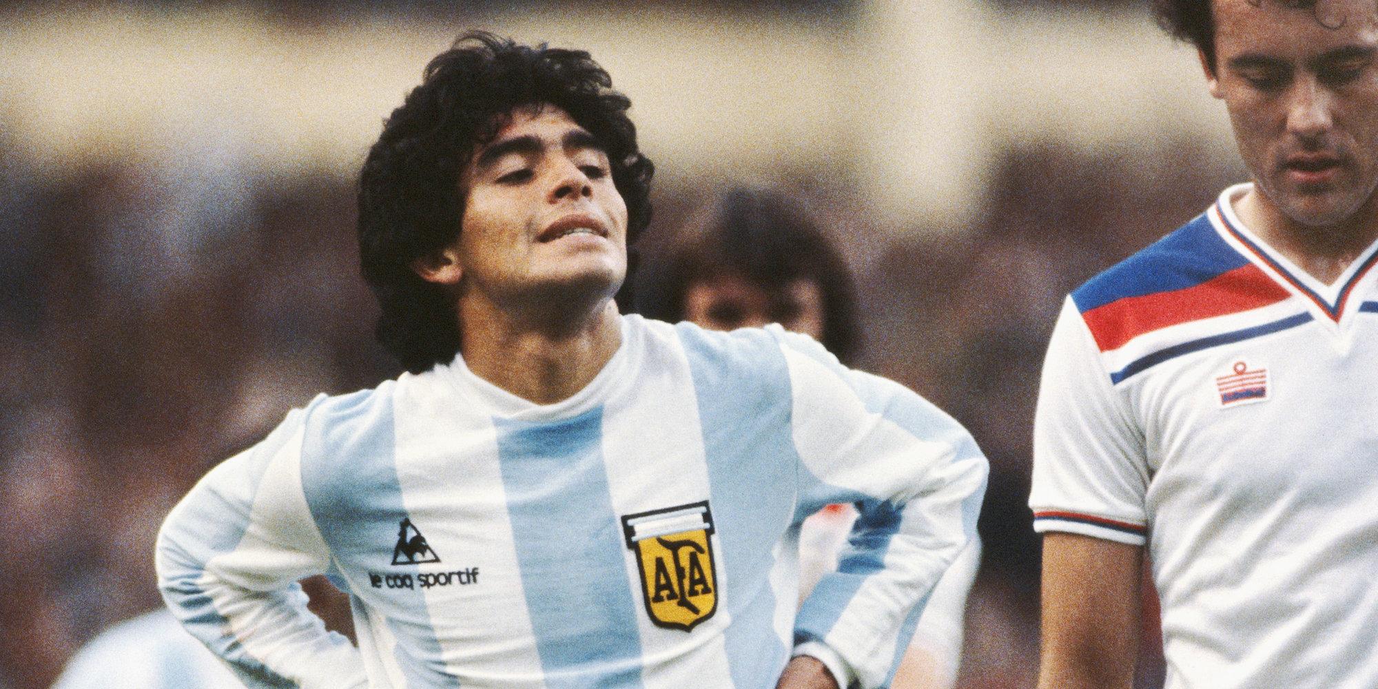 Арбитр финала ЧМ-1990: «Марадона — один из худших людей, которых я когда-либо встречал»