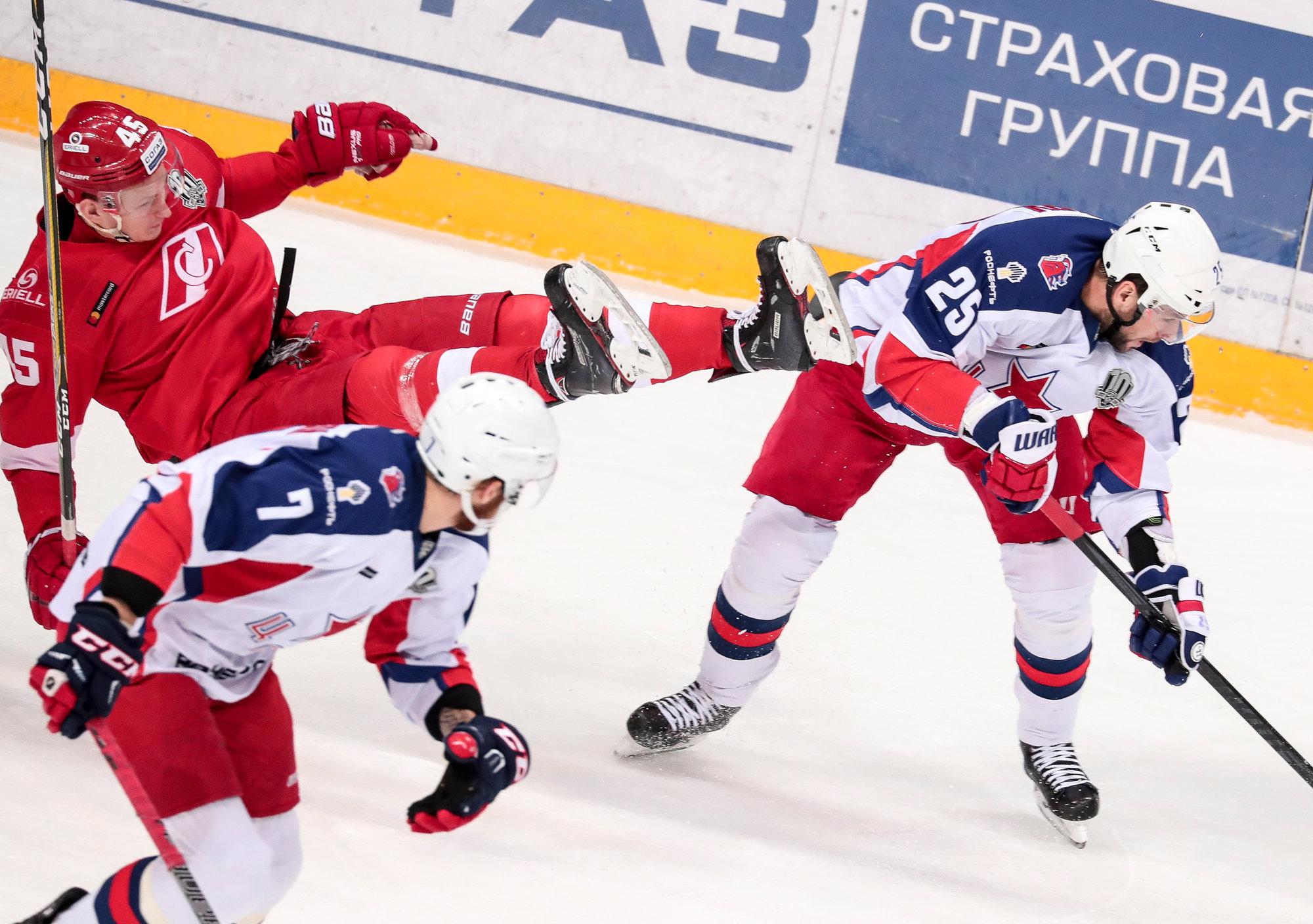 Прогноз на КХЛ: ЦСКА – Сибирь – 30 октября 2018 года