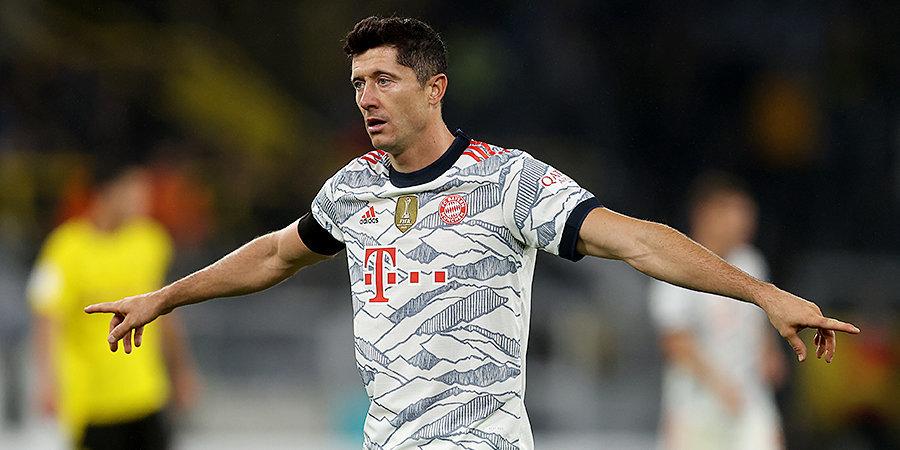 «Бавария» проиграла на своем поле в Бундеслиге впервые за последние 22 месяца