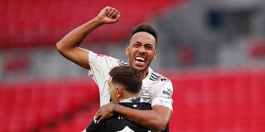 «Арсенал» стал обладателем Суперкубка Англии, обыграв по пенальти «Ливерпуль»