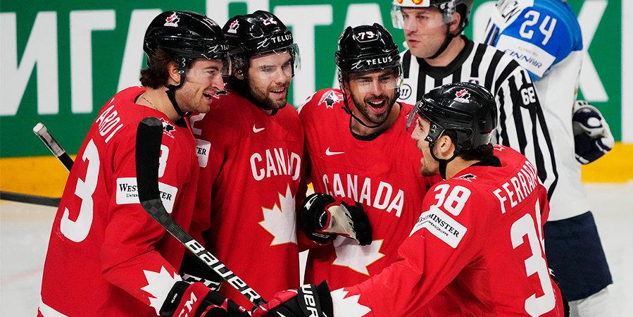 Дмитрий Губерниев: «Уровень нашего хоккея соответствует этой 153-й сборной Канады»