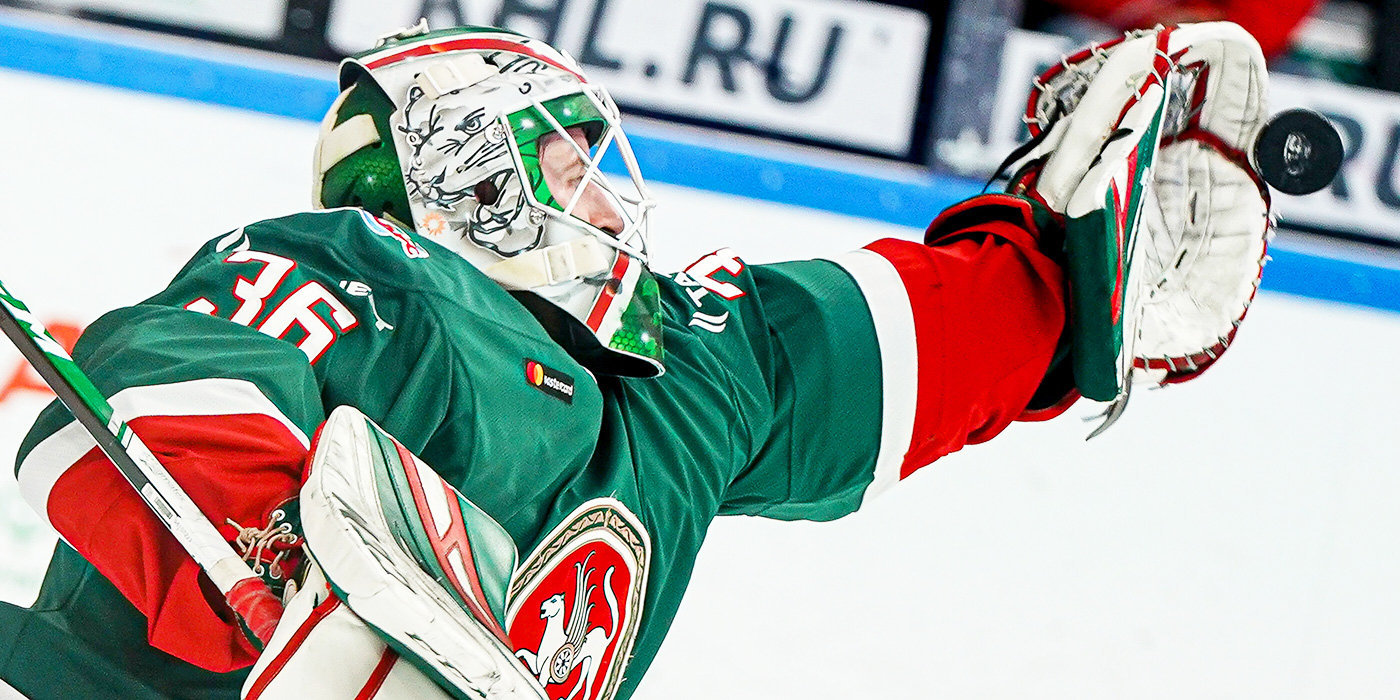 Рейдеборн, Хольцер, Холланд и Алексеев признаны игроками недели в КХЛ