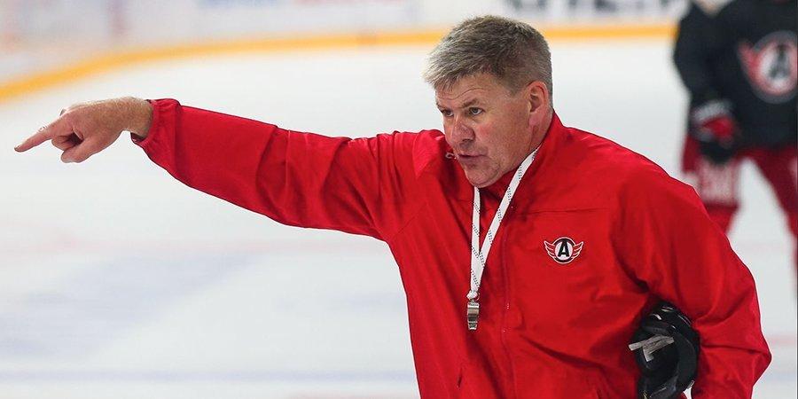 Билл Питерс: «У «Автомобилиста» есть возможности для подписания хоккеистов»
