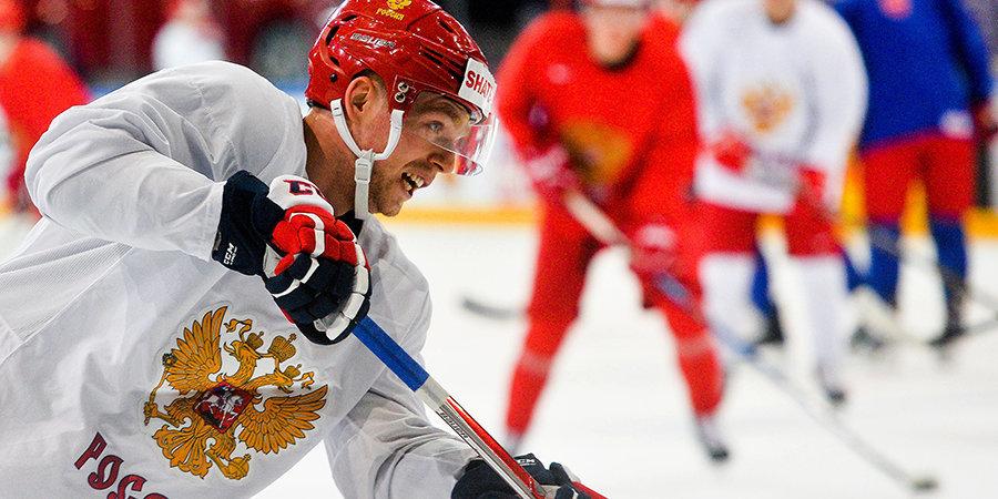 Кузнецов будет лишен бронзовой медали ЧМ по хоккею