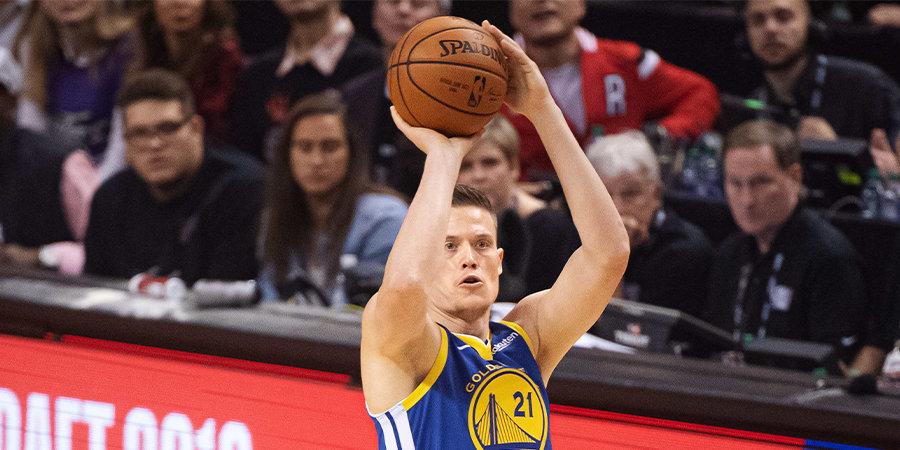 «Теперь в нашей команде будет два шведа». Финалист НБА-2019 стал игроком «Химок»