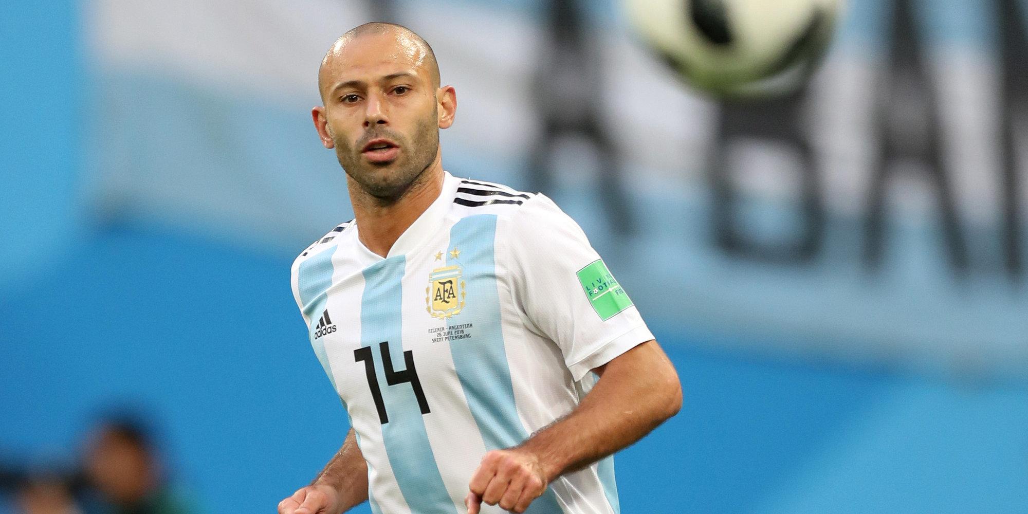 Бывший игрок «Ливерпуля» и «Барселоны» Маскерано завершил карьеру
