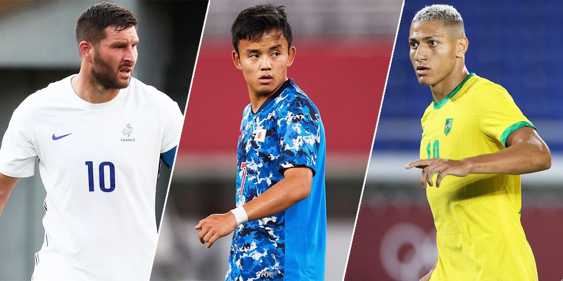 Европейское проклятье, азиатское чудо, бразильская мощь… Футбольные открытия Олимпиады