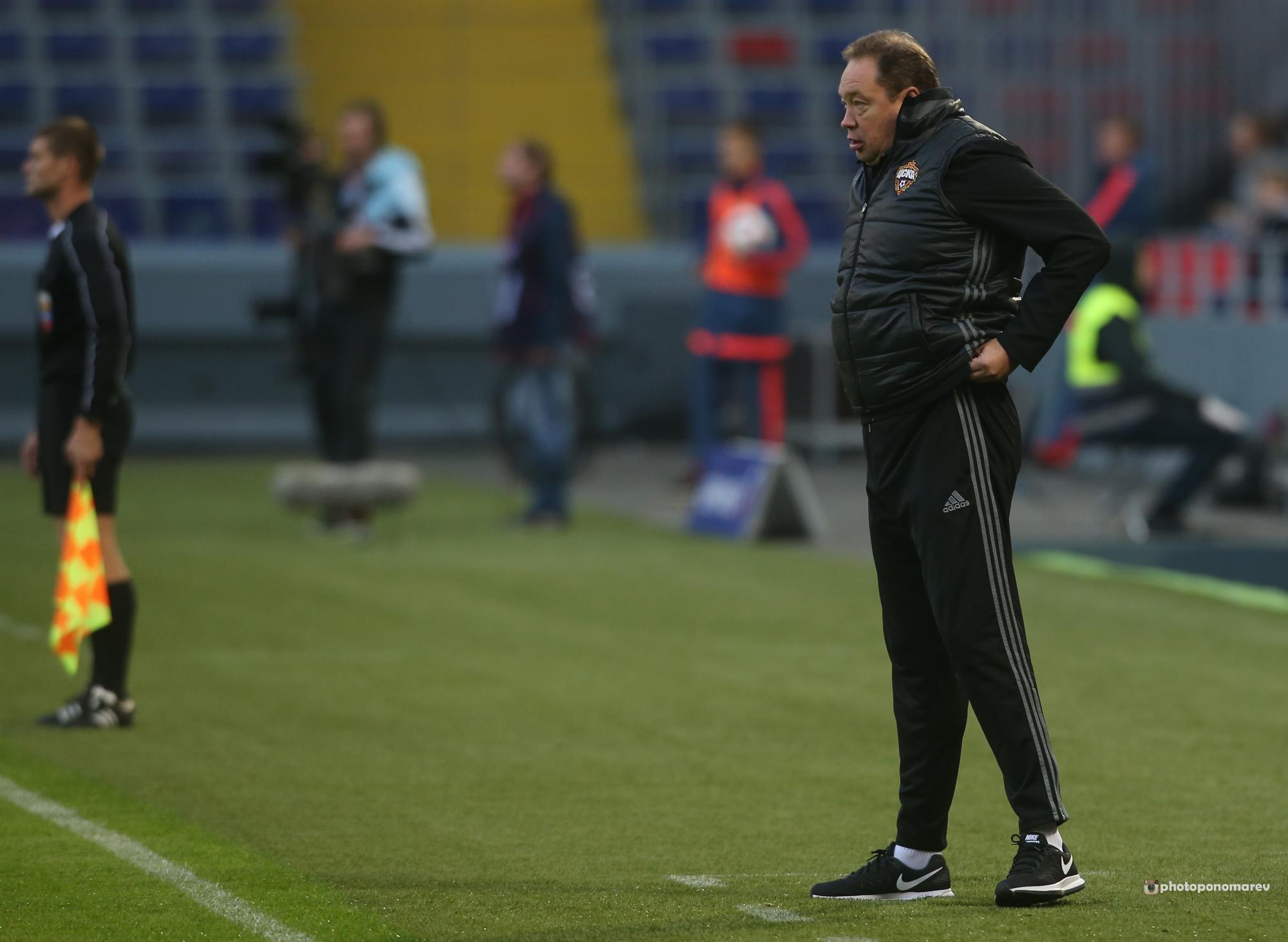 Слуцкий прокомментировал трансфер Кэмпбелла