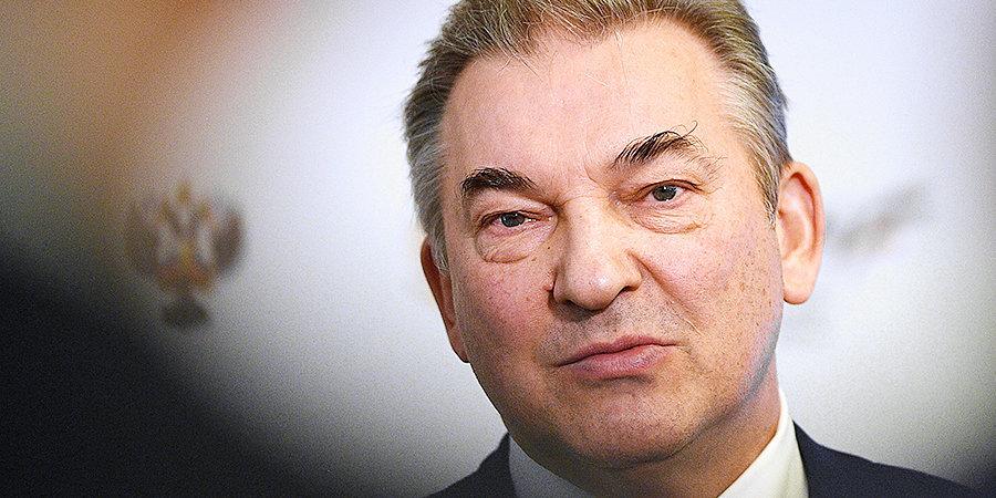Владислав Третьяк: «Все, кто входят в совет ИИХФ, относятся лояльно к России и в политику не играют»