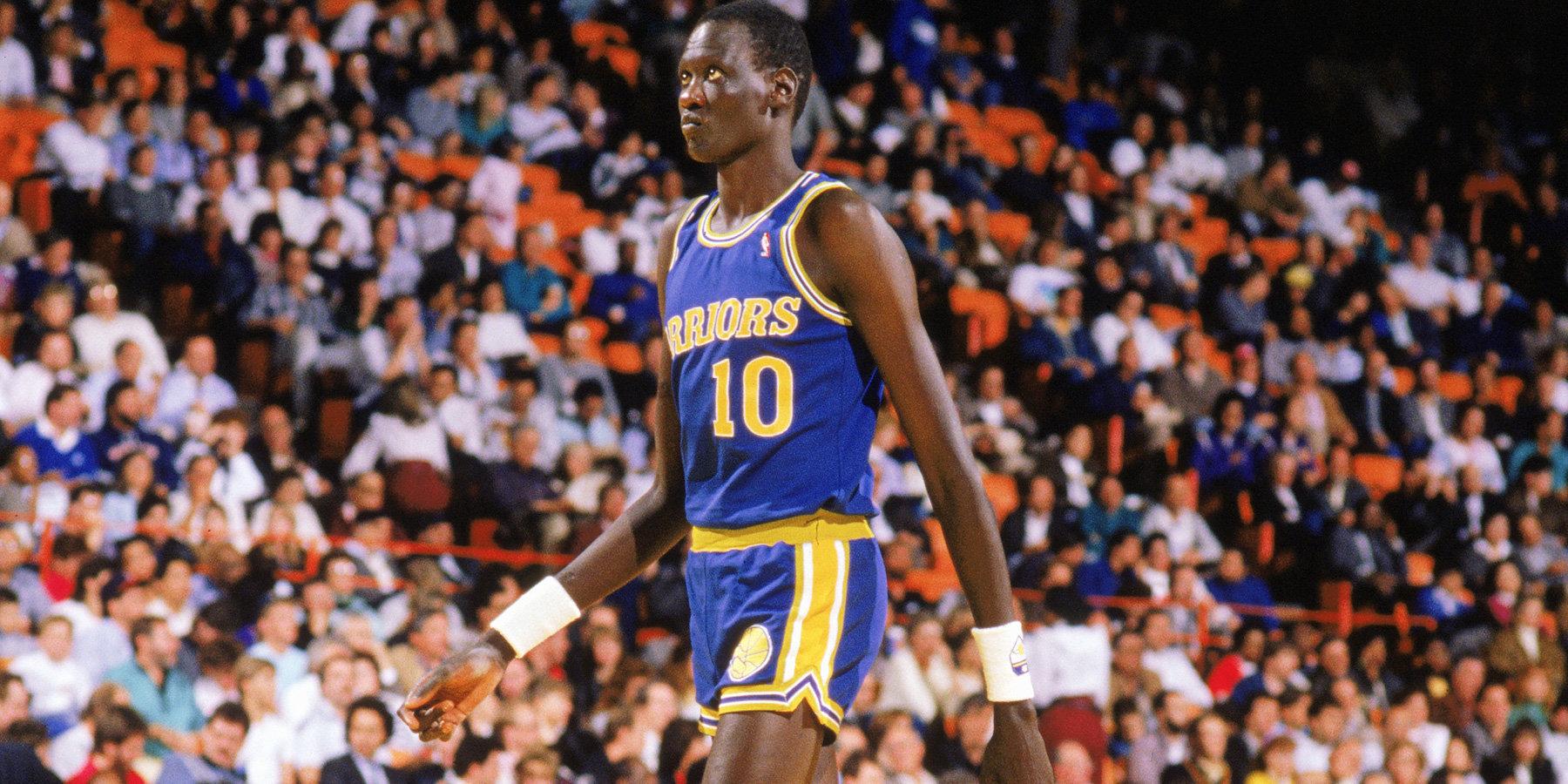 9d8fb66f Фамильная ценность. Сын самого высокого игрока готовится покорить НБА
