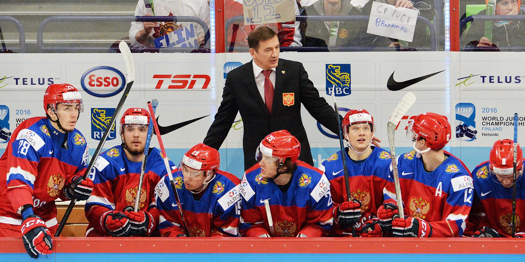 Валерий Брагин: «Победа над Канадой — подарок всей стране к Новому году»