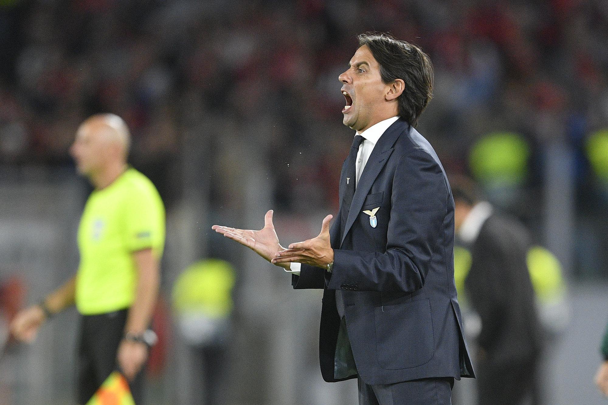 Симоне Индзаги: «Если бы мог, заменил бы в перерыве весь состав в матче с «Сампдорией»