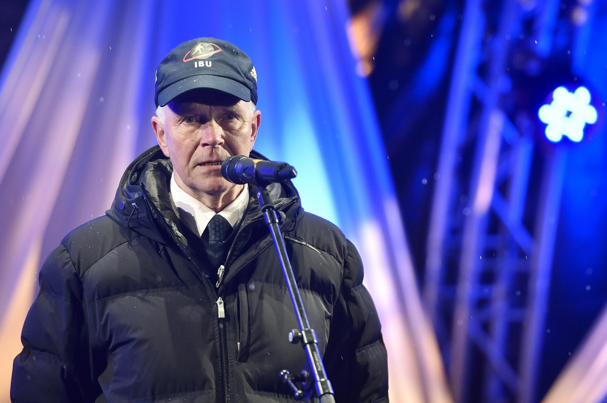 У Российской Федерации могут отобрать этап Кубка мира побиатлону